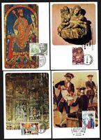 Spanien 28 Maximumkarten ex Jahrgang 1986 u.a. Entdeckung Amerikas