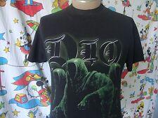 DIO Evil Or Devine 2005 Vintage Heavy Metal RARE Concert Tour T Shirt Adult Sz M