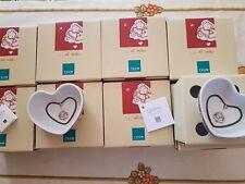 Splendida Ciotolina dolce Natale Cuore -  Thun . Nuova con scat e certif.garan
