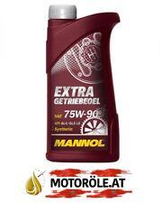 1l MANNOL Extra Getriebeoel 75W-90 API GL 4/GL 5 LS 1 Liter SCANIA STO 1:0