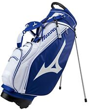 MIZUNO golf caddy bag stand 5LJC172300 white ?? navy Japan model