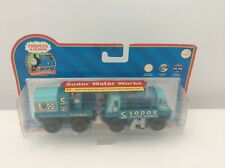 Thomas & Friends Wooden Railway - Sodor Water Works -  Brand New & Sealed