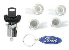 1994 Ford Econoline - Ignition Lock & 4 Door Lock Cylinder Set-2 New Keys