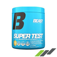BEAST SPORTS NUTRITION SUPER TEST 45 SERV - ICED-T - RELEASE YOUR INNER BEAST!