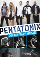 PENTATONIX - ON MY WAY HOME   DVD NEU