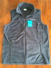 ColumbiaSportswear Company  The Flattop Ridge  Fleece Vest Hommes (Size LT)$50