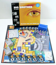 BIG BROTHER THE BOARD GAME - THE TV GAME COMES HOME! - HASBRO