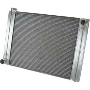 "Flex-A-Lite 62000R Aluminum Universal fit Radiator 27"" Wide fits Ford Mopar"