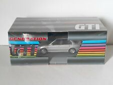 GTI Generation 1:43 - Mitsubishi Lancer Evo I - silver - NEW