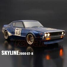 ABC Hobby NISSAN Skyline 2000GT-R KENMERI 200mm Body Racing Fender Ver. #66136