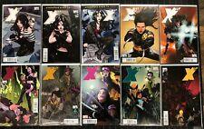 X-23 (2010) #1-21 NM (9.4) Complete Set plus Daken #8 & 9 23 comics Total