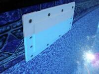 "SimPoolTec IGWM-H SP1085 Skimmer Plug For In-Ground Pool 15-3/16""W x 5-5/8""H"
