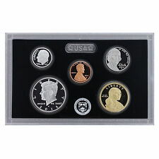 2012 90% SILVER PROOF PARTIAL 5 COIN SET lincoln kennedy+ NO BOX
