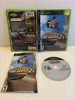 Tony Hawk's Pro Skater 2X (Microsoft Xbox, 2001)
