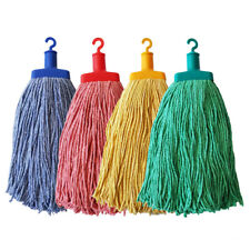 Pullman Commercial Mop Head Refill 400g - Blue, Red, Green & Yellow