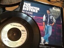 THE POINTER SISTERS . BE THERE . ( FROM BEVERLY HILLS COP 11 )   . 1987