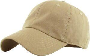 Mens>Plain>Baseball Cap>Nwt