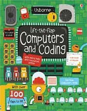 USBORNE LIFT THE FLAP COMPUTERS AND CODING