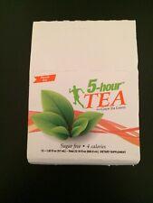 Lot of 23 New 5 Hour Energy Tea Peach Flavor