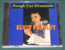 Elvis Presley Rough Cut Diamonds CD Rock Legends CD 1001 RARE