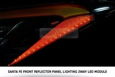 Head Lamp Reflector 2Way Turn DRL LED Module for HYUNDAI 2013-2015 Santa Fe DM