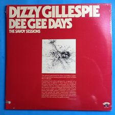 Dizzy Gillespie-Dee Gee Days 1976 Savoy COMP- 2 LPs  M-/M  FACTORY SEALED