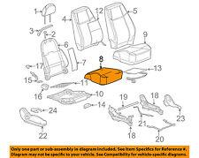 GM OEM Front Seat Bottom-Foam Cushion Pad Insert 15780135