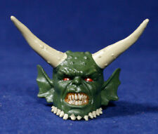 MARVEL LEGENDS BAF ULTIMATE GREEN GOBLIN FACTORY PAINTED HEAD SPIDER-MAN LOOSE