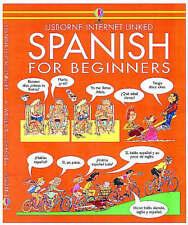 Spanish for Beginners (Usborne Language Guides), Angela Wilkes, John Shackell, N