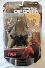 "McFarlane PRINCE OF PERSIA 6"" DeLuxe ZOLM Figure - Creased Backing Card"