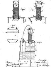Alte Kaffeemaschine, antiker Perkolator - Infos ab 1838