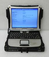 "Panasonic Toughbook  CF-19  Intel Core i5-U540 MK4 10.1"" 1.20 GHz 4GB RAM NO OS"