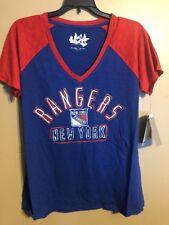 8b652f99d Women s Size Large New York Rangers Shirt Touch By Alyssa NHL Hockey