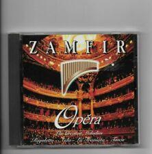 ZAMFIR OPERA THE GREATEST MELODIES CD RIGOLETTO AIDA LA TRAVIATA TOSCA