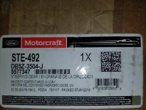 Genuine Ford New Steering Gear - DB5Z-3504-J
