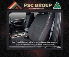 Seat Cover Jeep Grand Cherokee Front Waterproof Premium Neoprene