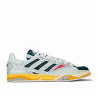 Mens adidas Originals Mens Raf Simons Torsion Stan Smith Trainers in White Black