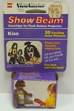 KISS VIEWMASTER SHOWBEAM CARTRIDGE IN BOX AUCOIN 1979