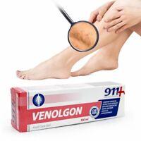 911 VENOLGON Gel for heavy legs, pain and swelling 100ml (Венолгон)