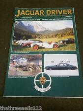 JAGUAR DRIVER #472 - NOV 1999 - XJS BROCHURES