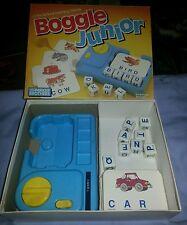 BOGGLE JUNIOR GAME - 1988 Parker Brothers