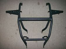 YAMAHA GRIZZLY 550 & 700 FRONT BUMPER BLACK METAL FRAME GUARD 07-15,1HP-F845N-00