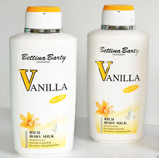 Bettina Barty Vanilla Rich Body Milk  2 x 500 ml  (EUR 14,40 / L)