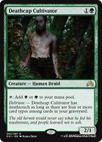 DEATHCAP CULTIVATOR Shadows over Innistrad MTG Green Creature — Human Druid Rare