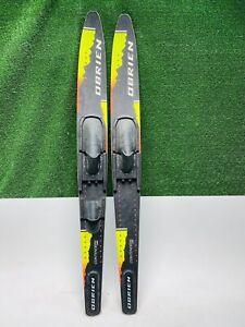 OBrien Team Slalom Roller Water Ski Case 2019 Black