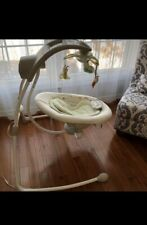 Ingenuity InLighten Baby Swing used in great condition local Pick up
