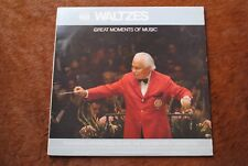 Vintage 33 RPM LP Time Life Music Arthur Fiedler Orchestra Boston Pops Waltzes