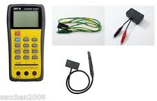 DER EE High Accuracy Handheld LCR Meter DE-5000 bundle TL-21 /TL-22 /TL-23