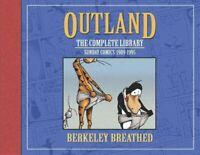 Bloom County: Outland : The Complete Library by Berkeley Breathed (2012,...