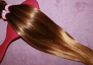 HUMAN HAIR HAIRCUT 13 IN 2.2oz SUPER BABYFINE CHILD GOLDEN BLENDS PONYTAILS G38
